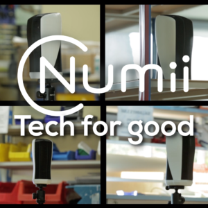 Tech for good | Numii®